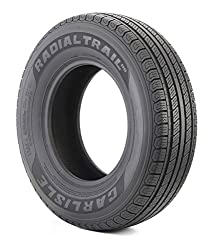 commercial Carlyle Radial Trail HD Trailer Tire ST215 / 75R14 102M, 6 Ply carlisle trailer tire