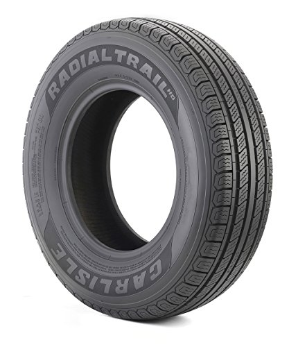 Carlisle Radial Trail HD Trailer Tire-ST215/75R14 102M -
