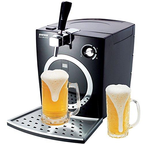 Syntrox Germany-Grifo digital de cerveza Co² Sistema de cerveza enfriador