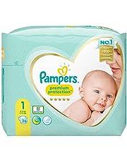 Pampers Premium Protection rozmiar 1, 26 pieluszek, 2 kg – 5 kg