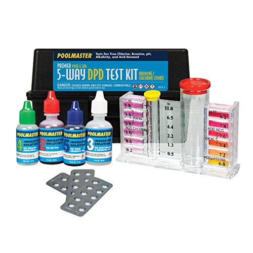 5-Way Test Kit with Case