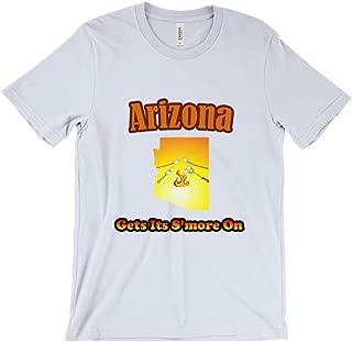 arizona plate shirt
