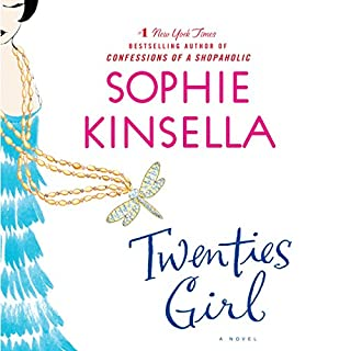 Twenties Girl     A Novel              By:                                                                                                                                 Sophie Kinsella                               Narrated by:                                                                                                                                 Rosalyn Landor                      Length: 15 hrs and 5 mins     1,093 ratings     Overall 4.3