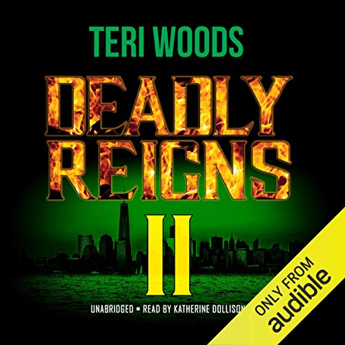 Deadly Reigns II audiobook cover art