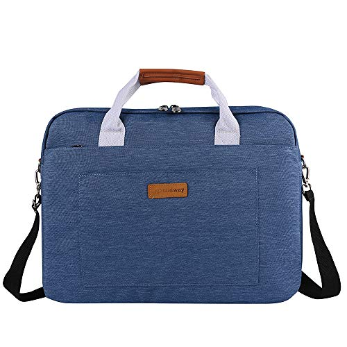 Laptop Messenger Bag for 15.6 Acer Aspire, Predator, ASUS ZenBook 15 VivoBook