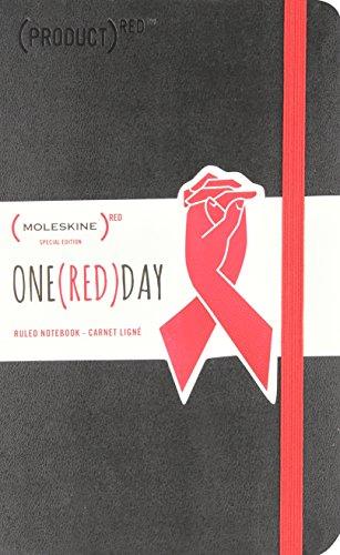 Moleskine Ruled - Ordenador portátil, color rojo