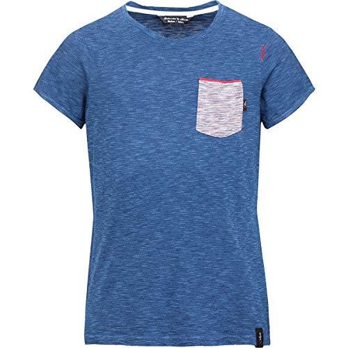 Chillaz Herren Kamu T-Shirt, Denim Dark Blue, L