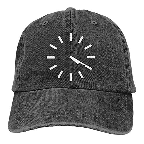Jopath 420 reloj ajustable camionero sombreros papá gorra de béisbol gorra de conductor