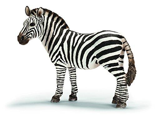 Schleich 14392 - Wild Life, Zebra Stute