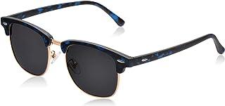 نظارات شمسية رجالي من LUENX بدون حواف مستقطبة للنساء: حماية من الأشعة فوق البنفسجية 400 مع حافظة