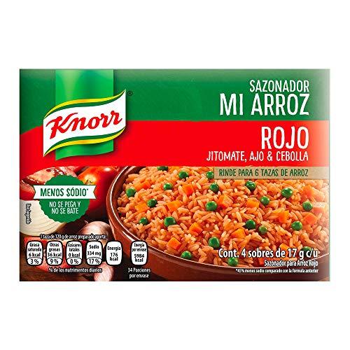 Knorr Sazonador Mi Arroz Blanco 68 g