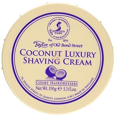 Taylor of Old Bond Street 150g Coconut Shaving Cream Bowl from Taylor of Old Bond Street