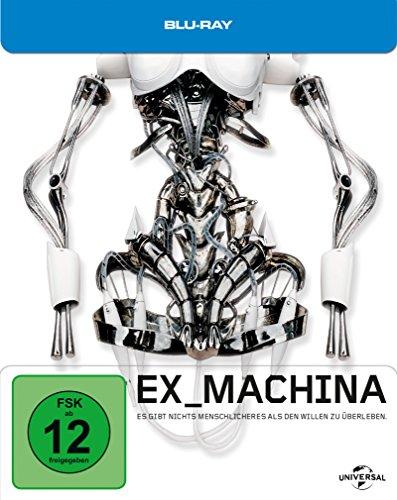 Ex Machina - Steelbook [Blu-ray] [Limited Edition]