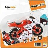 Wdk Partner - YF1602A001 - Baby Moto Friction - Modèle Alé
