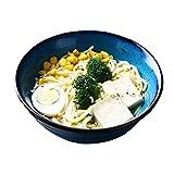 DJY-JY Tazón de cerámica creativa japonesa retro fideos ensalada de frutas Ramen sopa Bowl