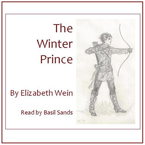 The Winter Prince audiobook cover art