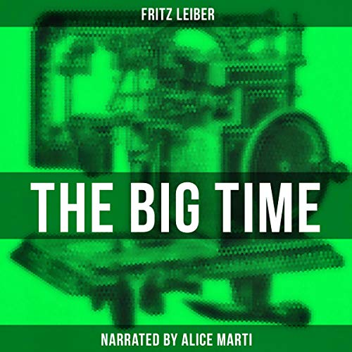 The Big Time Titelbild