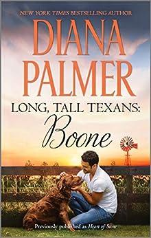 Long, Tall Texans: Boone by [Diana Palmer]