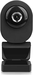 720P HD Webcam, Plug & Play Web Camera USB HD Webcam, Built-in Noise Reduction Microphone Stream Webcam for Streaming, Chatting Webinars Gaming Distance Learning