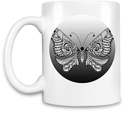 Butterfly Tasse de café