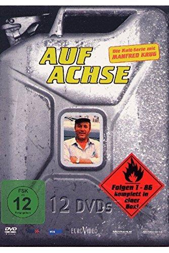 Die Gesamtbox (12 DVDs)