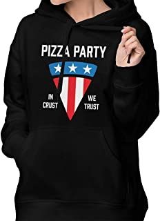 in pizza we crust pocket tee