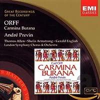Carmina Burana - Previn