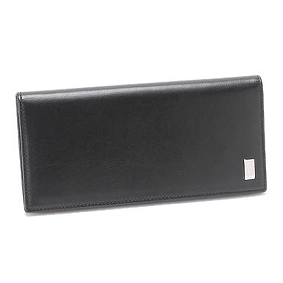 プロフェッショナルアルカイック信頼できる[ダンヒル] 財布 メンズ DUNHILL QD1010 SIDECAR BLACK サイドカー ブラック [並行輸入品]