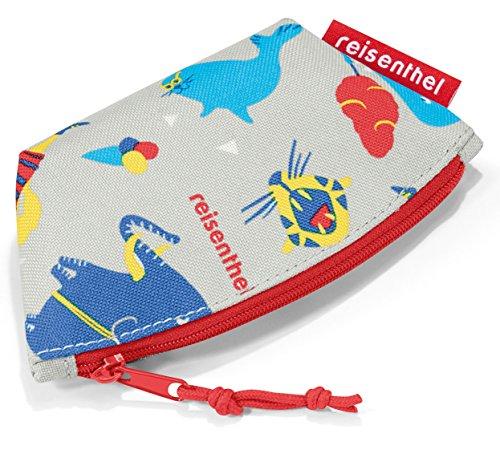 reisenthel coin purse kids circus red Maße : 14 x 7,5 x 2 cm