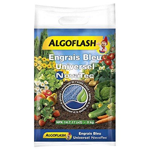 Algoflash - Engrais Bleu Universel Novatec 5 Kg Algoflash