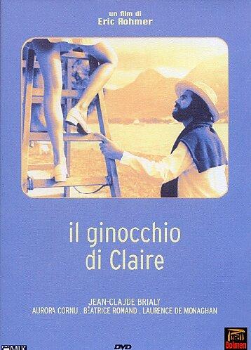 Le_genou_de_Claire [Italia] [DVD]