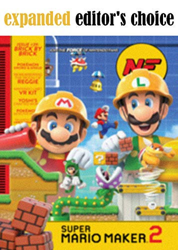 Super Mario Maker 2 – Official Updated Guide – Final Complete Cheats, Hack, Tips, Tricks (English…