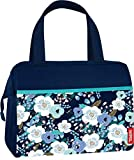 Thermos Raya 9 Can Duffle drink cooler bag, PERIWINKLE FLORAL