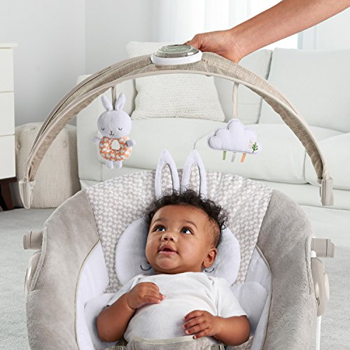 51UJZ1WowqL The Best Fully Reclined Baby Swings for 2021 Review