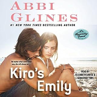 Kiro's Emily audiobook cover art