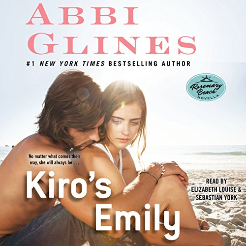 Kiro's Emily audiobook cover art