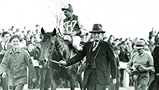 Historical Photo Collection 8 x 10 Photo seabiscuit Beats War Admiral On High Qquality Fiji Film Paper