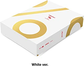 Plan A Entertainment APINK - Percent [White ver.] (8th Mini Album) CD+Photobook+Official Photocards+Folded Poster+Double Side Photocards