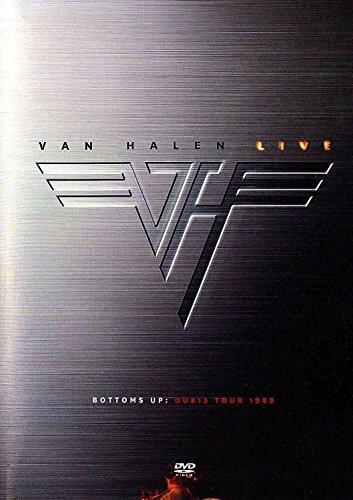 Van Halen Live: Bottoms Up OU812 Tour 1989