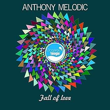 Fall of love