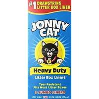 Jonny Cat Heavy Duty Litter Box Liners, Jumbo