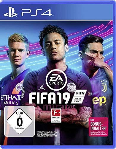 Electronic Arts FIFA 19 PS4 USK: 0