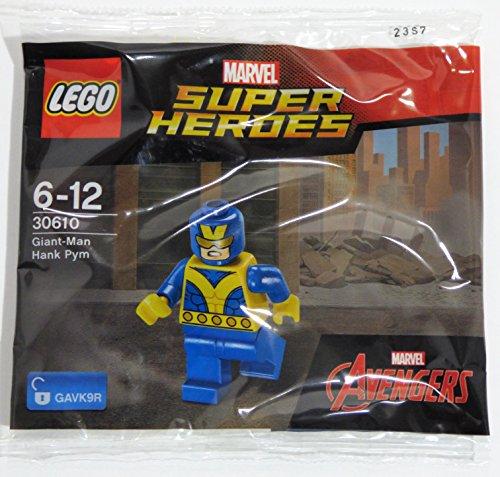 LEGO 30610 Super Heroes Marvel Giant Man Hank Pym