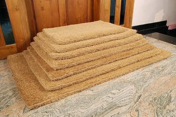 Kempf Natural Coir Coco Doormat 30 By 48 Inch