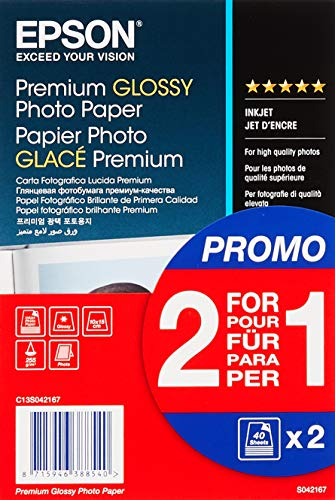 Papel Fotografico A4 Epson Marca Epson