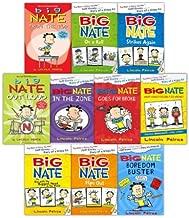 Big Nate 10 Book Collection Set Lincoln Peirce