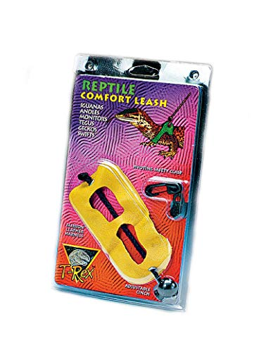 T-Rex Lizard Accessory - Comfort Leash X-Large