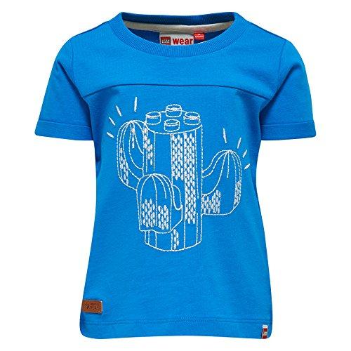 Lego Wear Lego Duplo Boy Texas 303-T-SHIRT T-Shirt, Blau (Blau (Blue 542) 542), 3 Ans Bébé garçon
