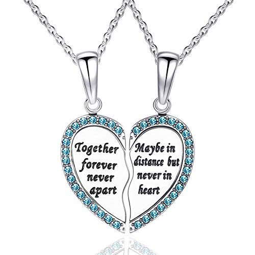 Graduation Gift for Her Best Friend Necklaces...