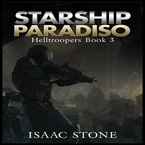 Starship Paradiso audiobook cover art